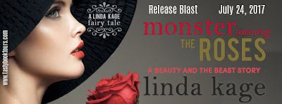 Release Blast & Giveaway: Monster Among The Roses by Linda Kage