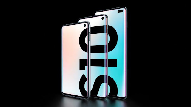 SAMSUNG GALAXY S10E, S10, AND S10+. THE NEXT GENERATION OF GALAXY