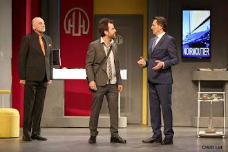 Théâtre : C'est encore mieux l'après-midi de Ray Cooner - Avec Pierre Cassignard, Sébastien Castro, Lysiane Meis - Théâtre Hébertot