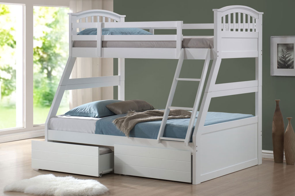 Twinkle Furniture Trading Double Deck Bed Designs With