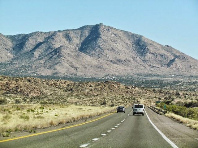 estrada para o Arizona