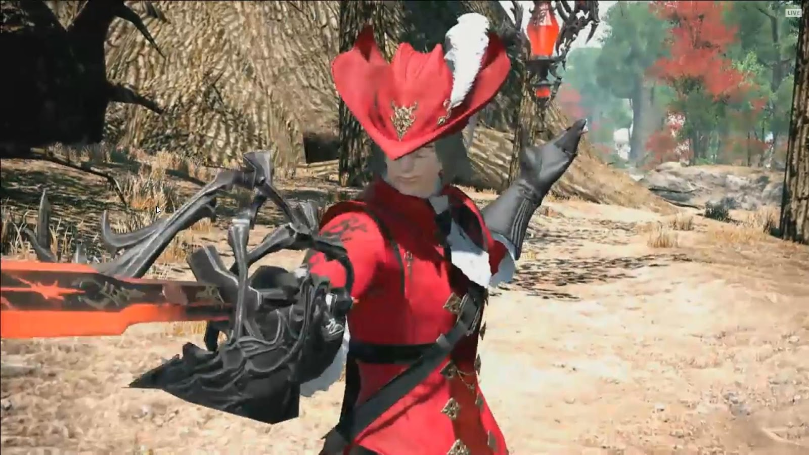 Final Fantasy Xiv Stormblood Will Add Red Mage Swimming