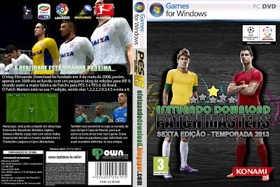 PES 6] PATCH MASTERS 6 (2013) ~ PES6 THAI