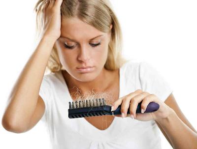 rambut rontok saat menyusui