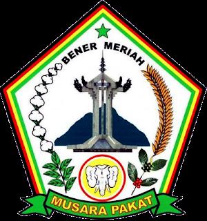 Logo | Lambang Kabupaten Bener Meriah