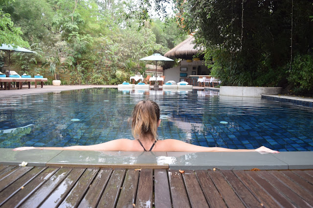Heritage Suites Hotel Siem Reap Pool