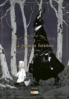 """Reseña de """"La pequeña forastera: Siúil, a rún #1"""" de Nabage - ECC Ediciones"""