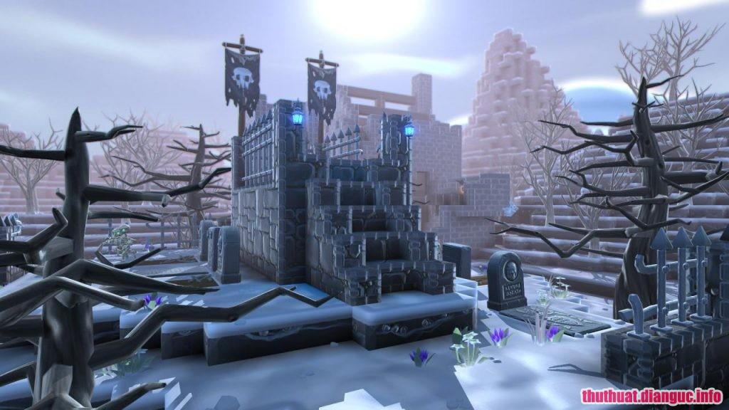 Tải game Portal Knights miễn phí,