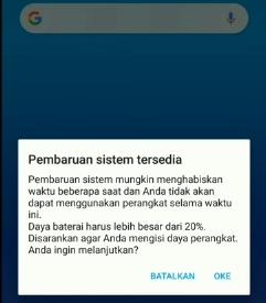 Cara Update Android Pie Asus Zenfone Max Pro M1