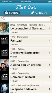 L'app Film & Serie TV HD