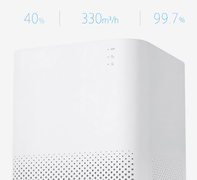 2016 Xiaomi Mi Air Purifier 2 Arrived to India for September 21