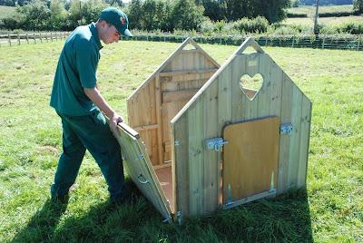 Timber Duck Housing