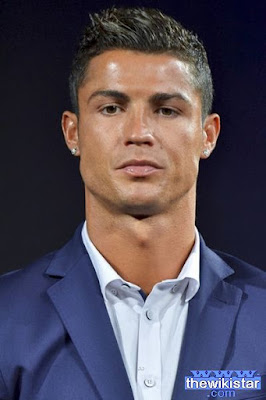 Cristiano Ronaldo, the Portuguese footballer, was born on February 5, 1985 .