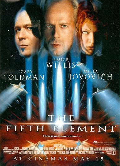 Film Blog The Fifth Element 1997