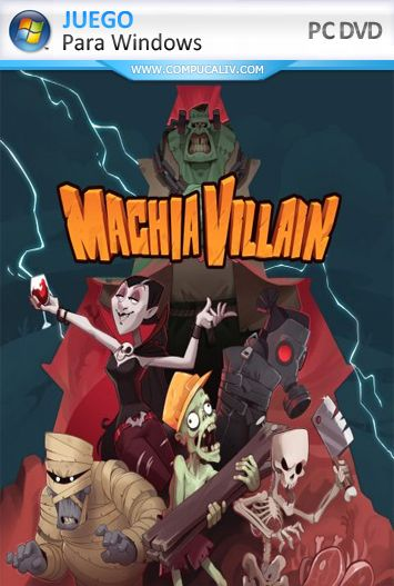 MachiaVillain PC Full