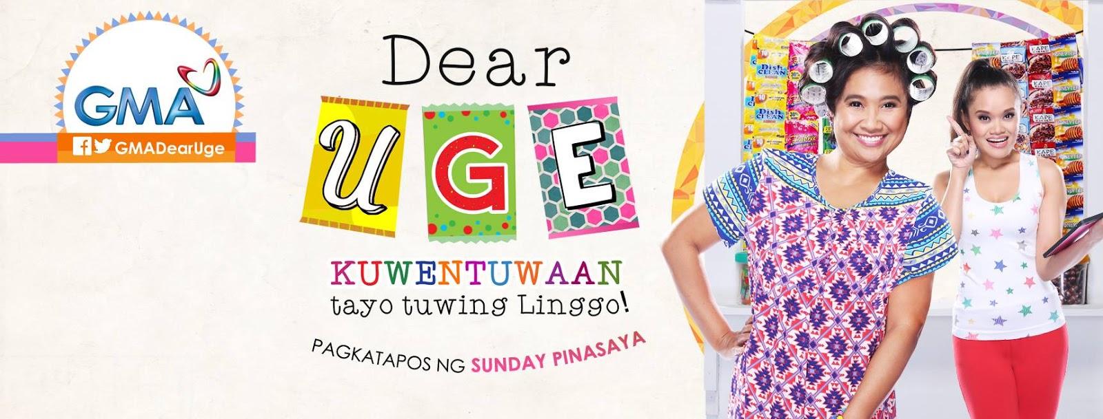 Dear Uge March 19 2017