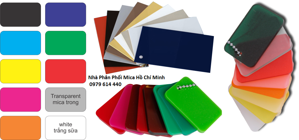 PHÂN PHỐI MICA HỒ CHÍ MINH