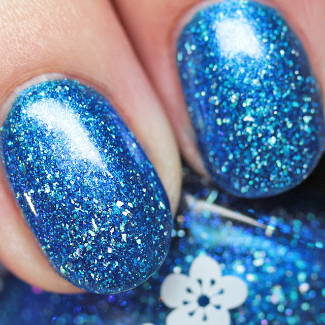 KBShimmer Nail Polish Rock This Way