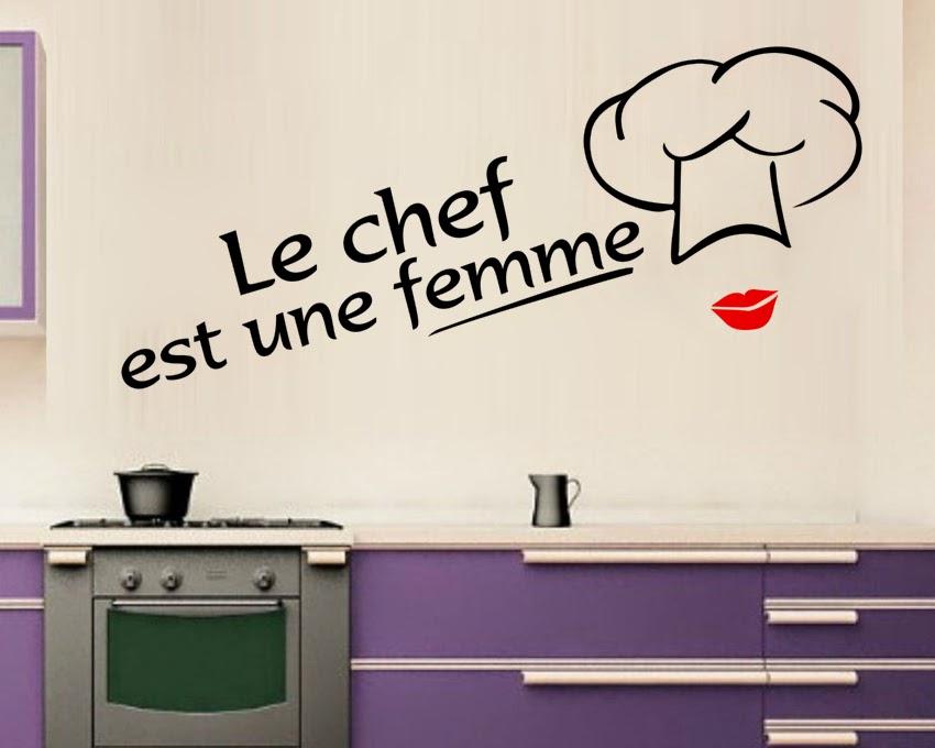 best sticker mural dcoratif cuisine with sticker cuisine rouge. Black Bedroom Furniture Sets. Home Design Ideas