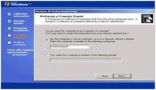 Pilihan Koneksi Domain