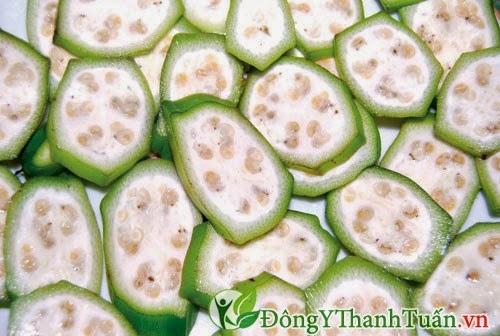 Chuối hột - Cách chữa đau dạ dày từ cây thuốc nam