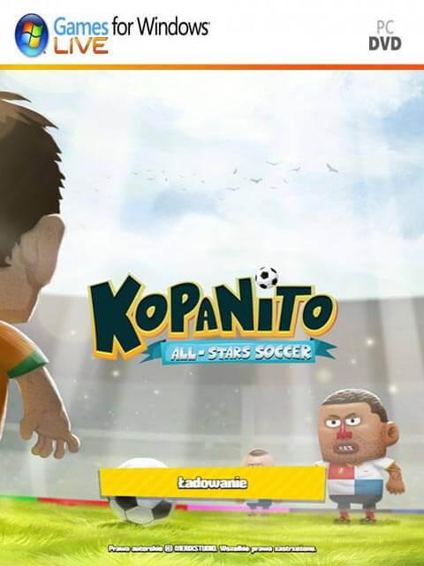 تحميل لعبة Kopanito All Stars Soccer برابط مباشر + تورنت