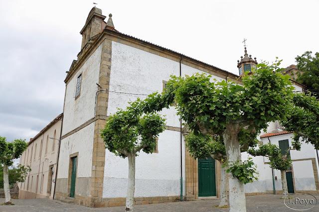 Monforte de Lemos. Convento de las madres Clarisas