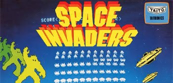 Space Invaders Película