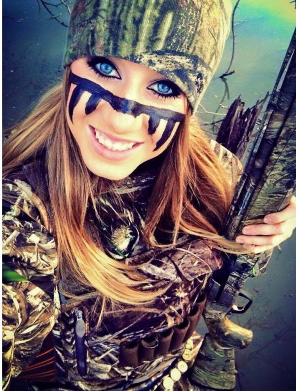 Atenção pesca, caça e pernas bonitas ...