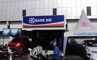 Lokasi ATM BRI Setoran Tunai TERNATE