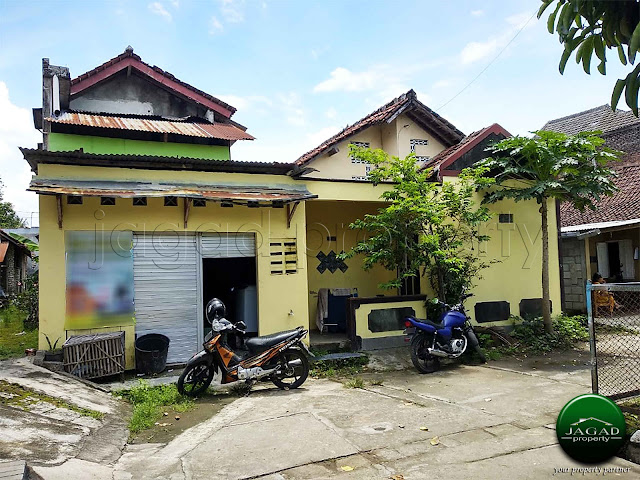 Rumah dekat SMK Seni Rupa Kasihan