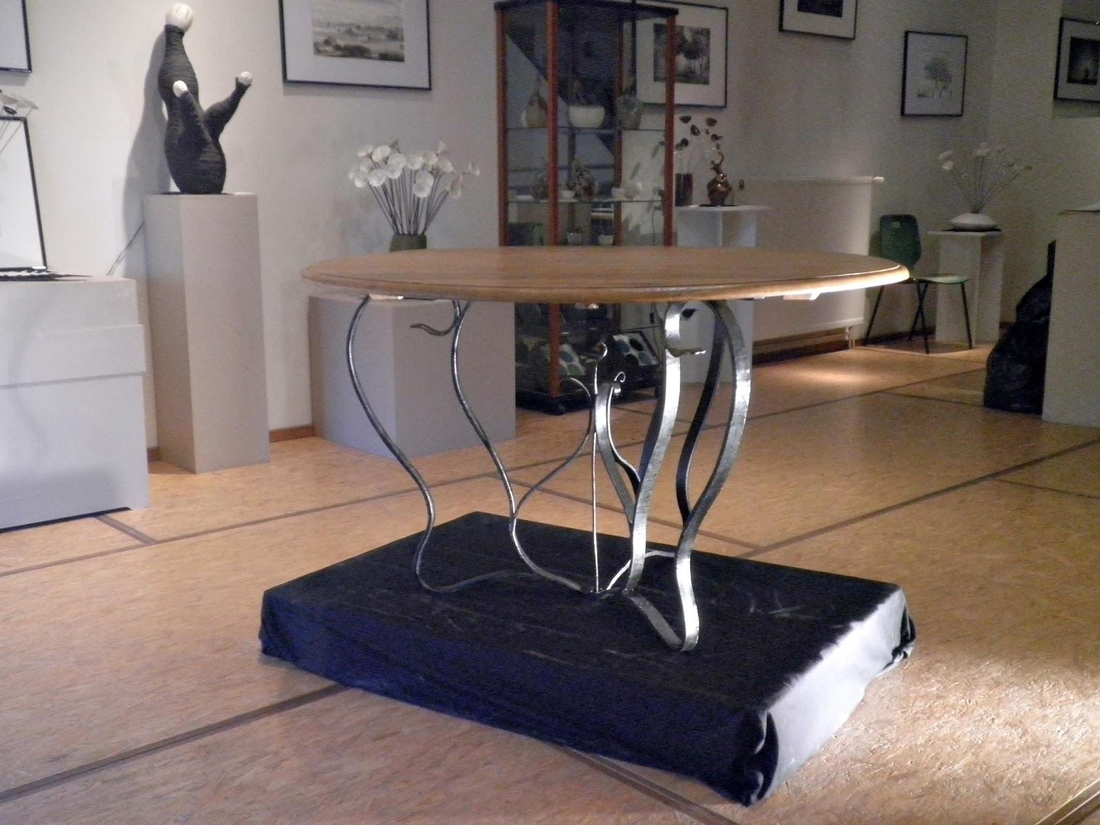 table style art nouveau