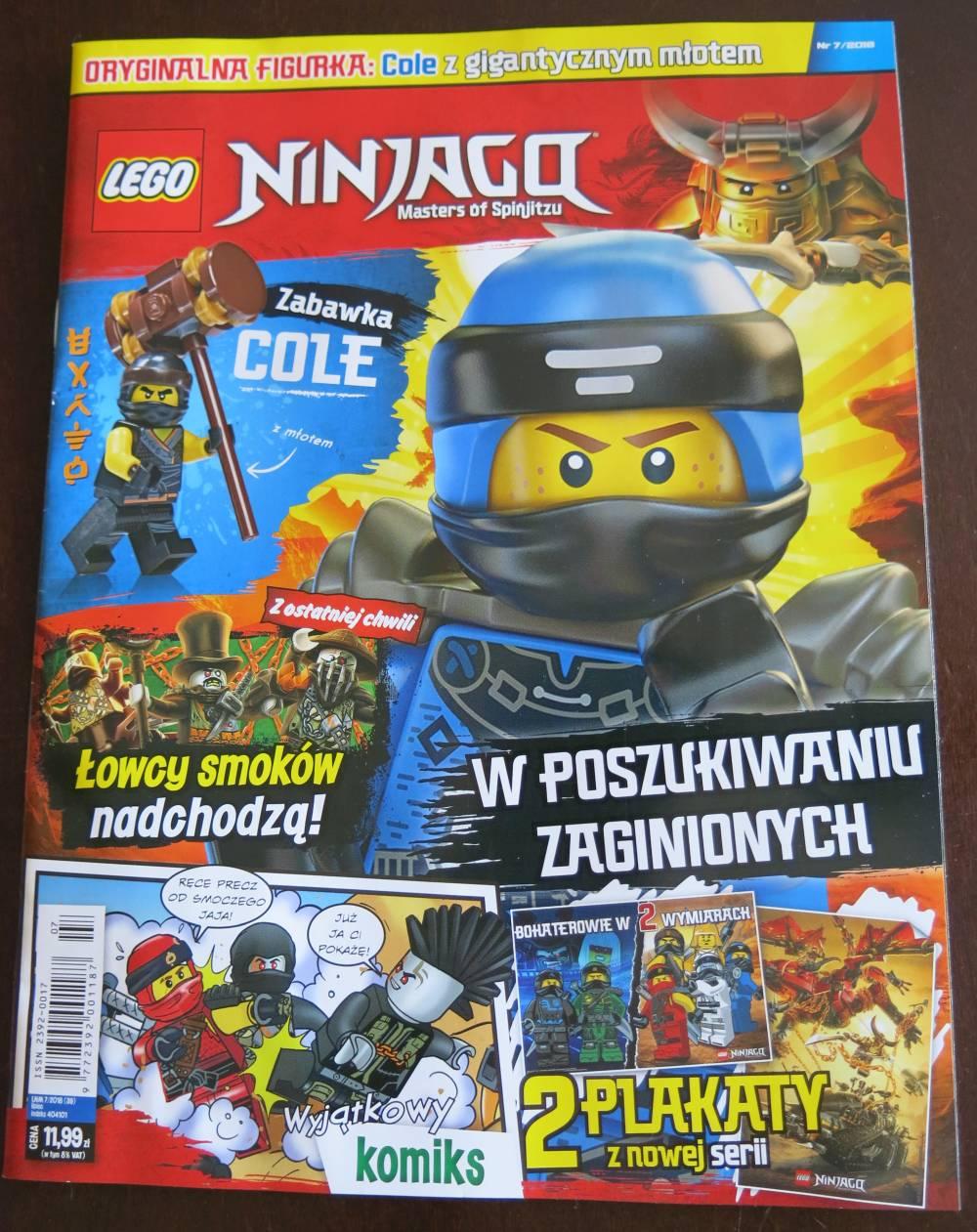Lego Okazje Magazyn Lego Ninjago 72018