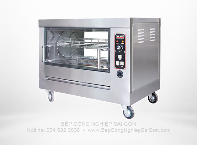 Lò nướng công nghiệp cao cấp