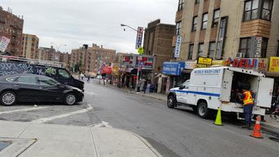 Calles de El Bronx