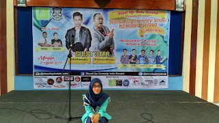 Stand Up Comedy Kendal