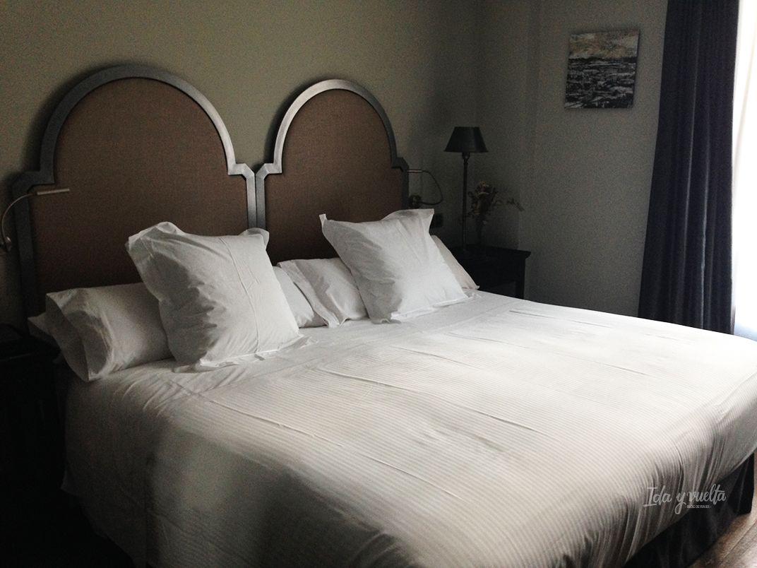 Hotel Don Gregorio habitación