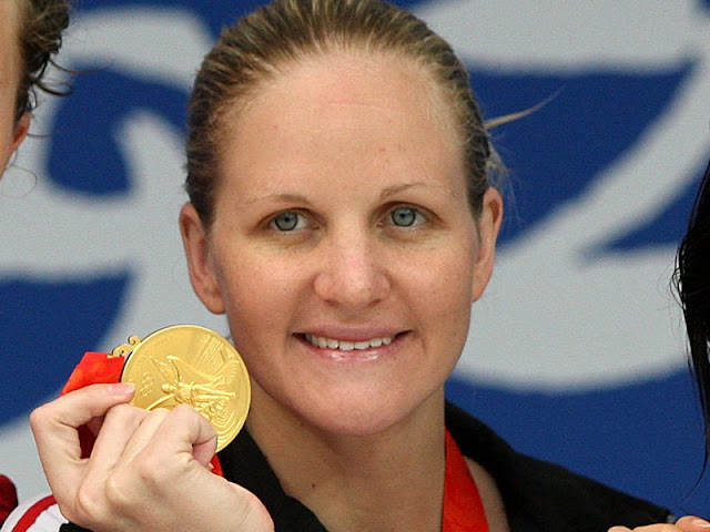 Kirsty Coventry A Swimming Legend And A Global Icon.