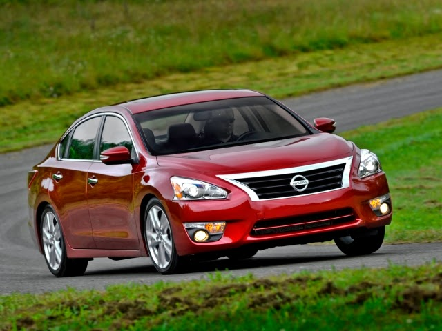 Nissan Altima Wiki >> Bill S Auto Blog 5 Things You May Not Know About The Nissan