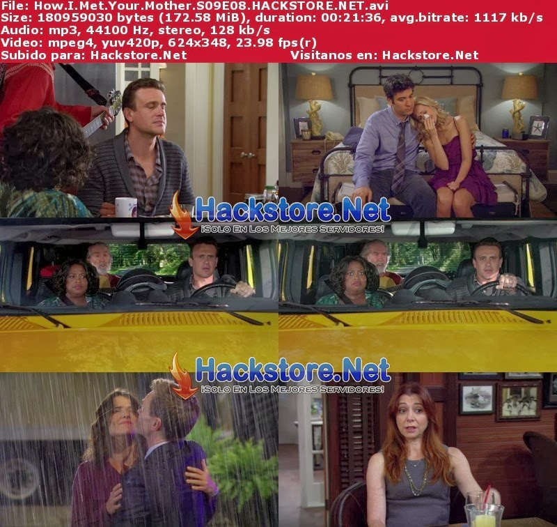Captura How I Met Your Mother Temporada 9