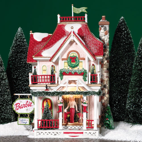 Christmas Village Fun Blog Part One Popular Toys By