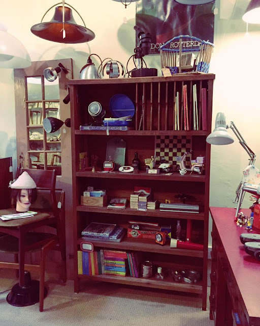 vintage, estante, loja vintage, móveis vintage, portuguesa, arquivo, escritório, a Porta Verde, Aveiro