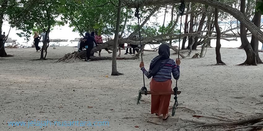 paket wisata murah open trip pulau harapan 3 hari 2 malam kepulauan seribu