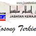 Jawatan Kosong JAKIM Tarikh tutup 28 April 2017