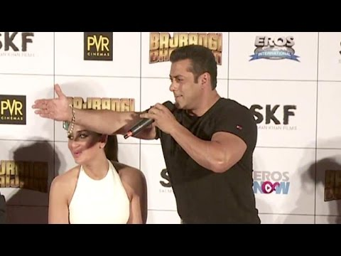 Bajrangi Bhaijaan Trailer Launch Conference Uncut