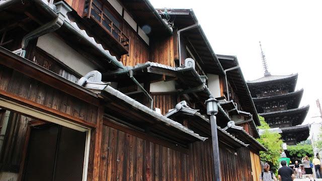 京都自助行 八坂塔