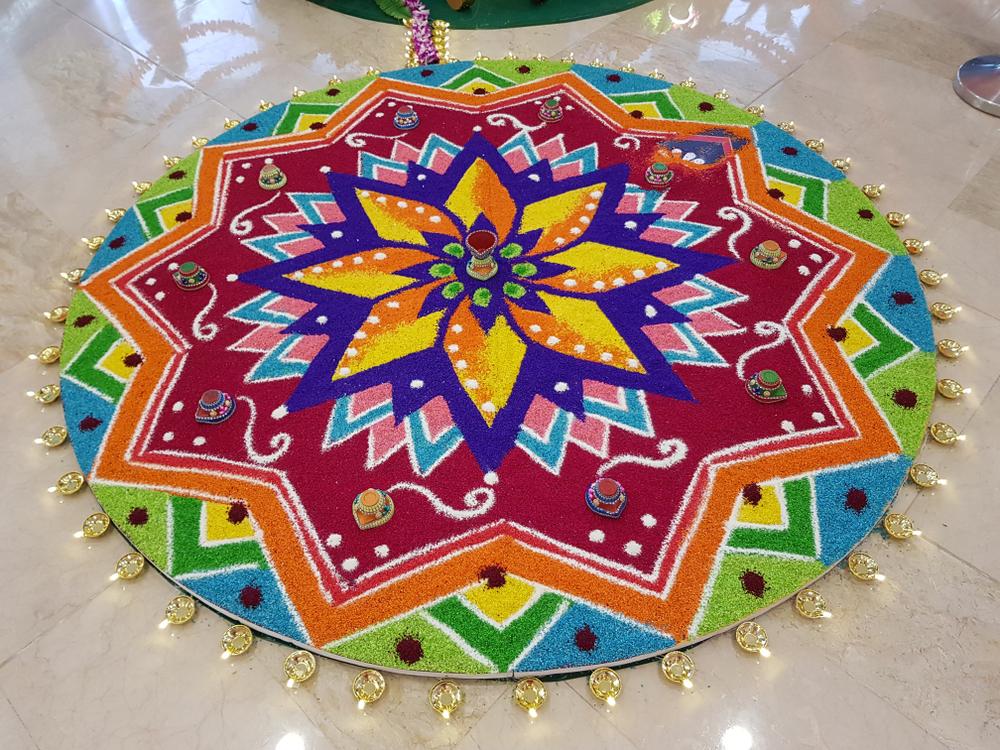 New Year 2019 Rangoli Designs Freehand Rangoli Designs Muggulu Designs 2019 Just Entertainment