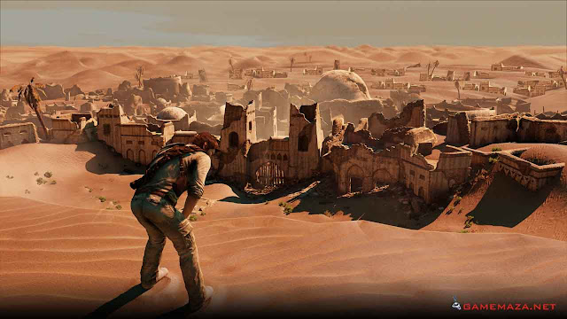 Uncharted 3 Drake's Deception Gameplay Screenshot 2