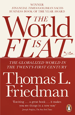 The World is Flat - Thomas Friedman