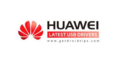 Download driver USB Huawei Terbaru dan Cara instalasi